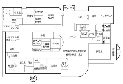 1階見取り図