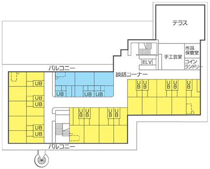 4階見取り図