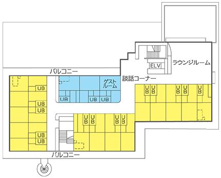 5階見取り図